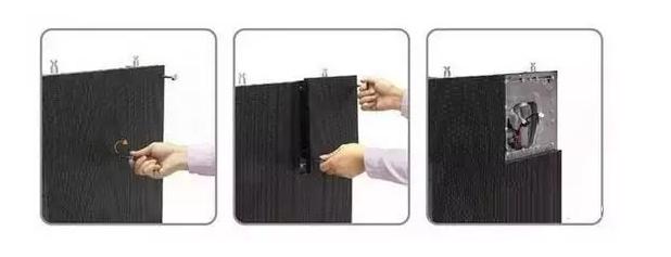四、前维护小间距LED显示屏周边设备清单 1:控制系统(包含控制软件,发送卡和接收卡) 2:计算机(台式电脑,显示器和独立显卡双插槽主机) 3:配电柜(带分时控开关) 4:避雷器(最少一级防护等级) 5:声音系统(功放和音柱) 6:散热系统(轴流风机或者挂式空调) 7:视频处理器(处理外引入视频源) 8:包装运输(木箱包装物流或专车)