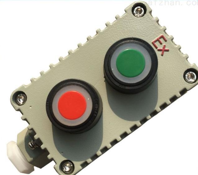 la53-1/2/3-防爆控制按钮开关盒带灯按钮