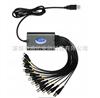 8路USB视频采集卡 USB视频采集卡 USB采集卡实时录像厂家直销