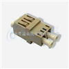 LC光纤适配器(双工)组成